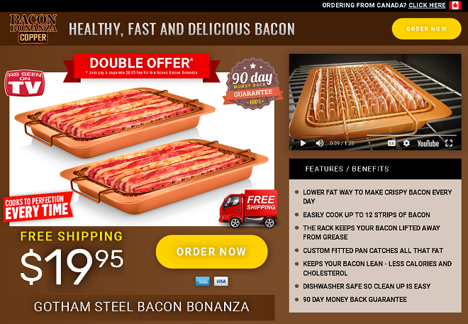 ' ' from the web at 'http://freakinreviews.com/wp-content/uploads/2017/08/gotham-steel-bacon-bonanza.png'