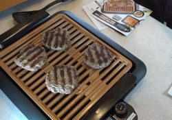 gotham steel smokeless grill review