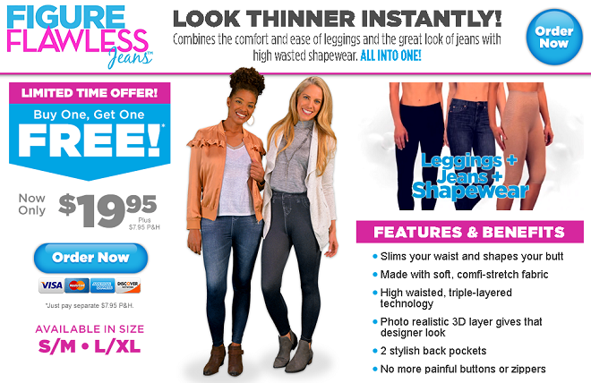 figure flawless jeans review