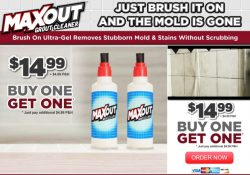 maxout grout cleaner review
