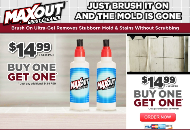MaxOut Grout Review Does It Work Freakin Reviews - Does grout cleaner work