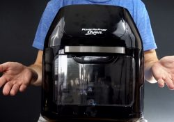 power airfryer oven review