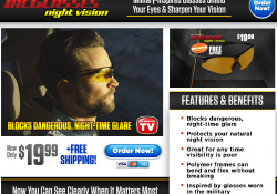 tac glasses night vision review