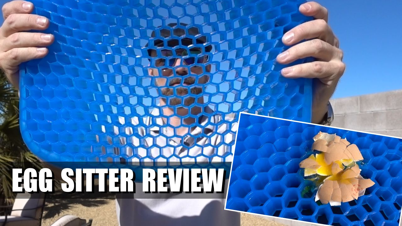 Egg Sitter Review Does This Support Cushion Work Freakin Reviews
