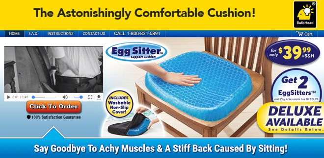 egg sitter review