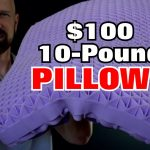 purple pillow review
