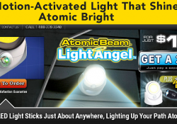 atomic beam light angel