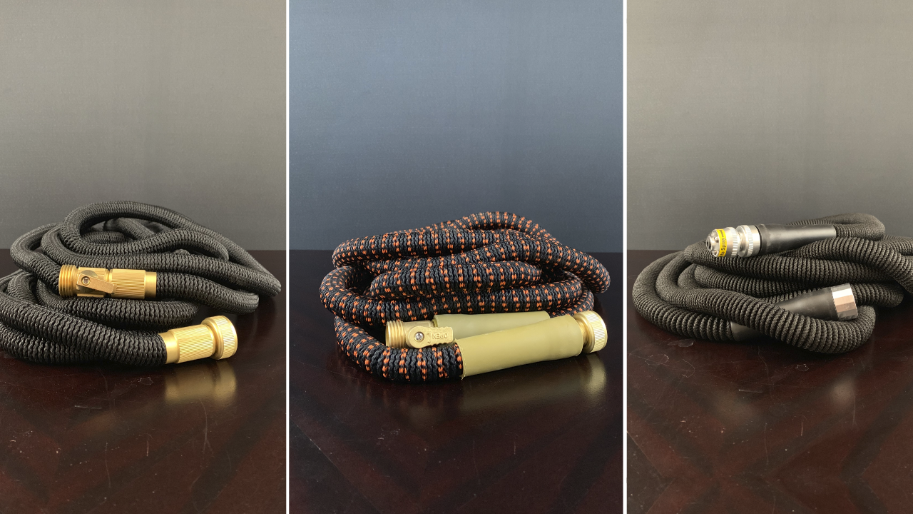 retractable hose comparison