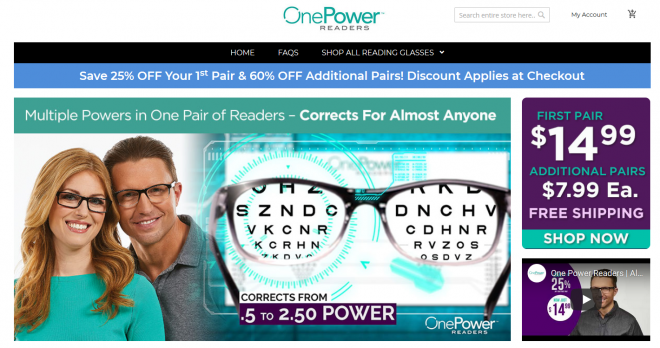 one power readers review